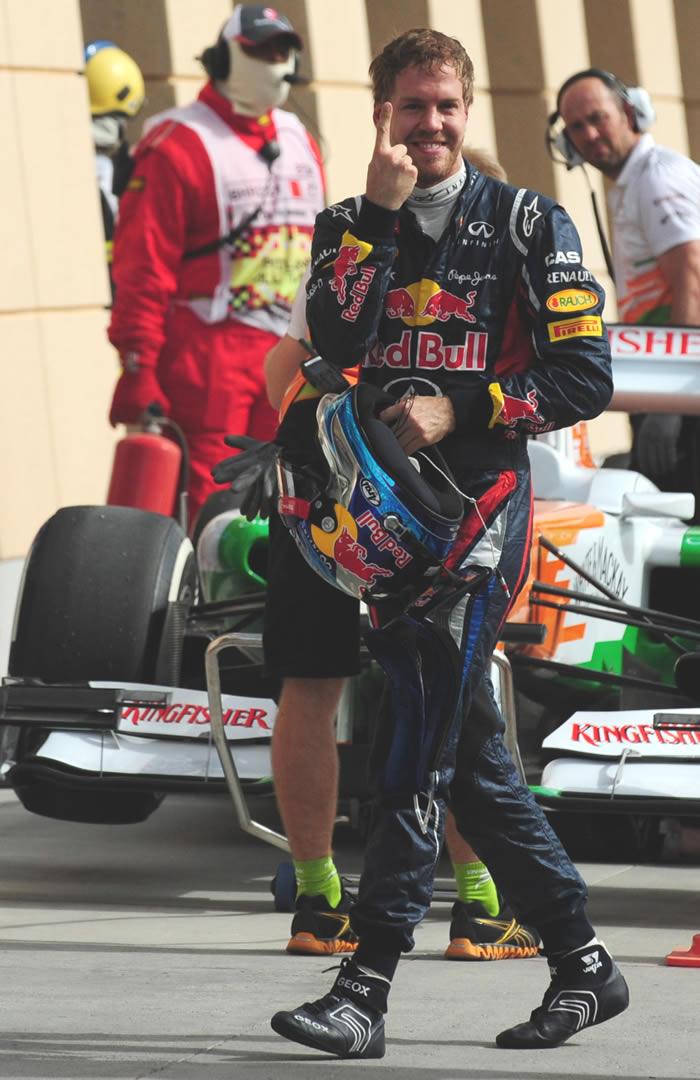 """Vettel: """"No ha sido un inicio fácil para nosotros"""""""
