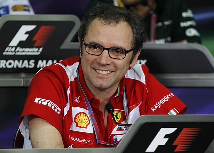 """""""Ferrari debe hacer un cambio de marcha"""""""