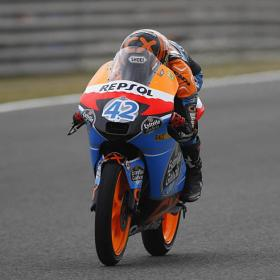Alex Rins da la sorpresa y logra la &#039;pole&#039; de Moto3