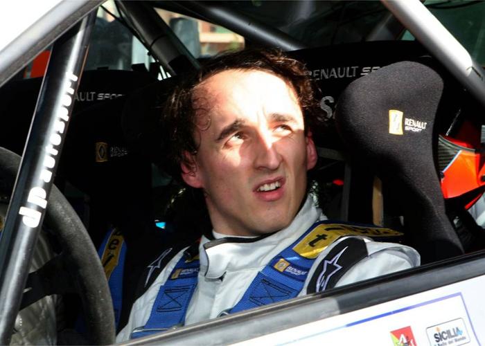 Robert Kubica correrá este fin de semana un rally en Italia