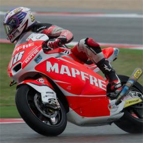 Nico Terol renueva dos años más con Mapfre Aspar Team