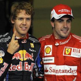 """Vettel: """"No tendría miedo de ser el compañero de Alonso"""""""