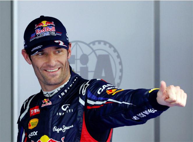 """Webber: """"Hemos mejorado el coche respecto a Suzuka"""""""