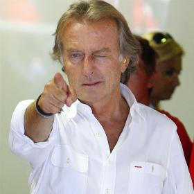Montezemolo: &quot;Entiendo que Vettel quiera ser de Ferrari&quot;