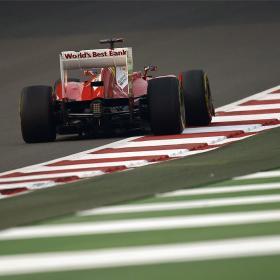 Alonso: 'Las condiciones de la pista cambian mucho y es difícil'