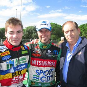 Subcampeón del mundo, un 'Cohete' asturiano