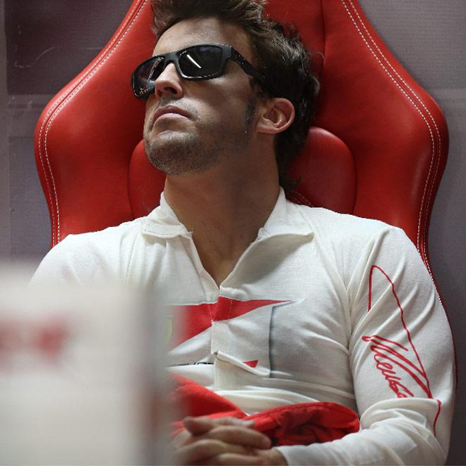Alonso tiene ritmo para soñar con la victoria