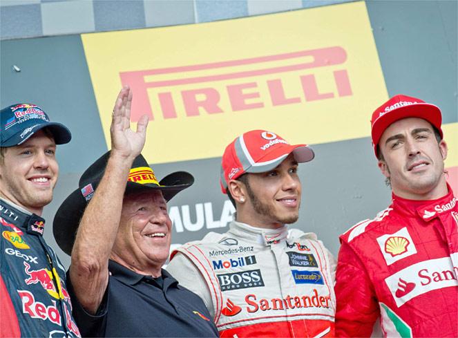 """""""Fernando se merece el título más que Vettel"""""""