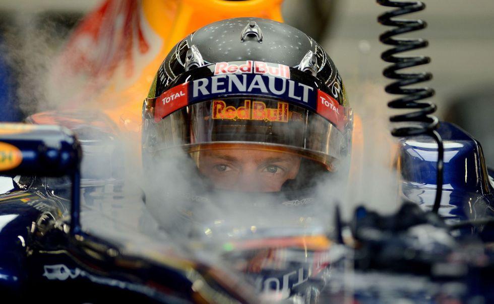 """Vettel: """"Gracioso, antes decían que era incapaz de adelantar"""""""