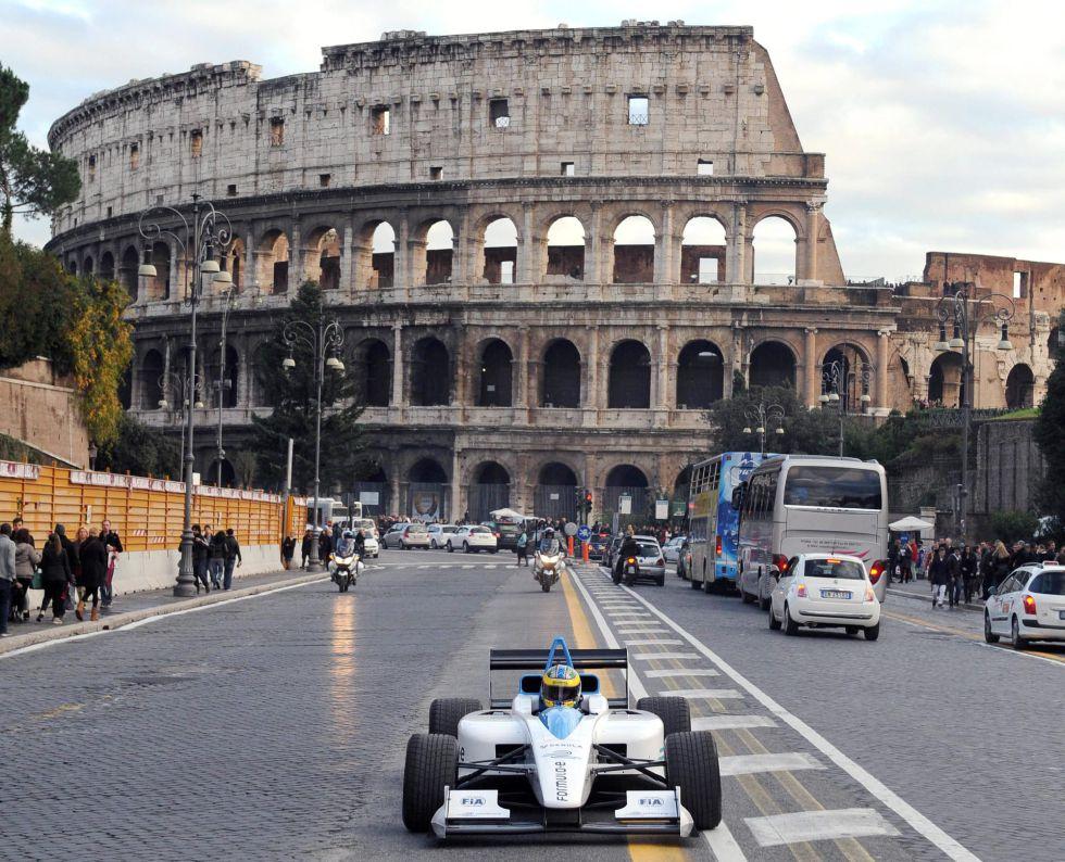 La Fórmula E adelanta el futuro cercano del coche eléctrico