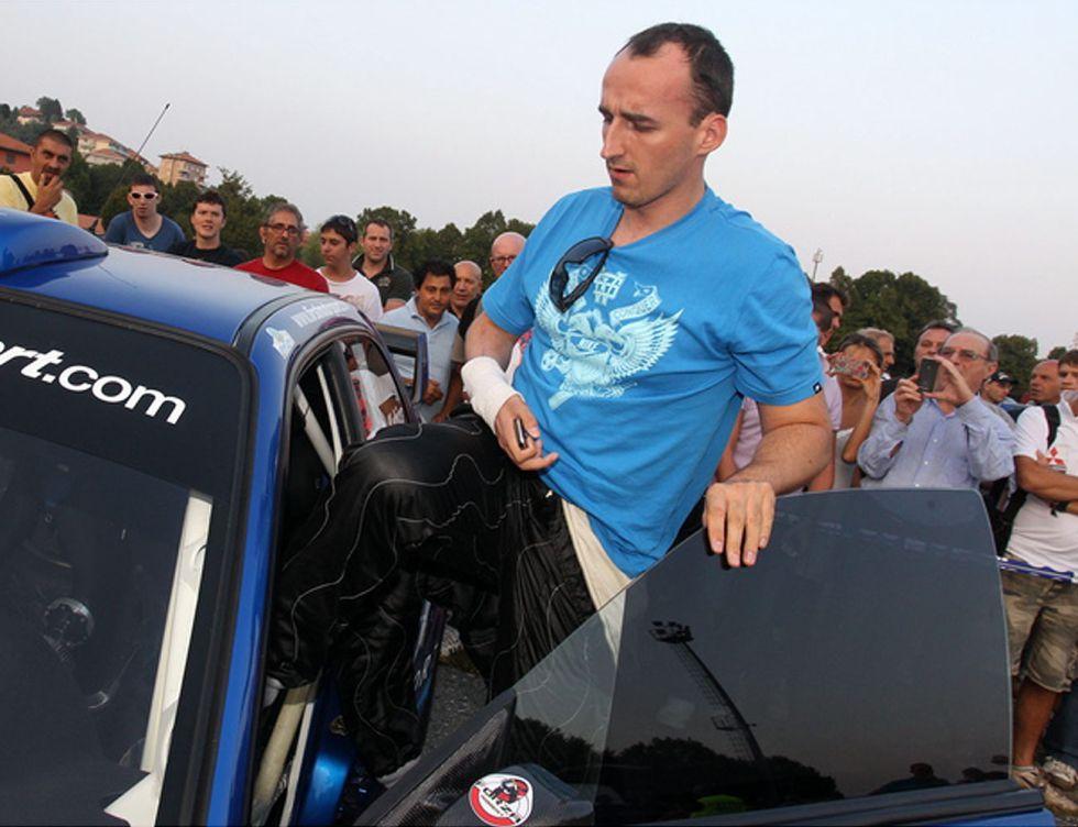 """Kubica: """"No hay posibilidades de volver a la Fórmula 1 en breve"""""""