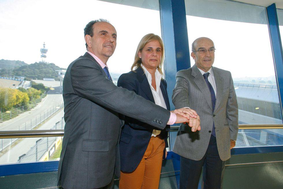 Jerez firma tres años más su GP