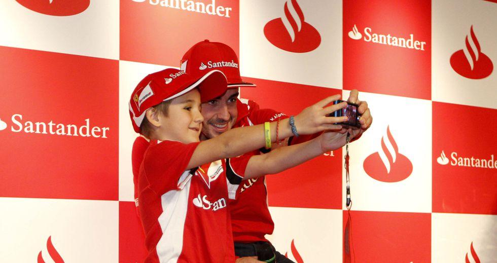 """Fernando Alonso: """"¿Tú quieres que gane yo? Lo intentaré..."""""""