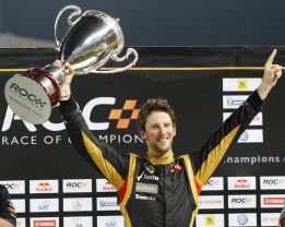 Lotus confirma que Grosjean sigue con Kimi Raikkonen