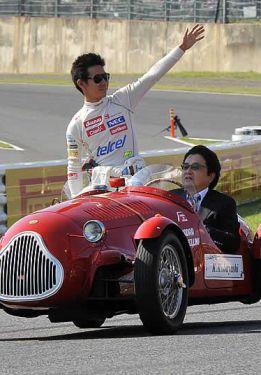 Kobayashi admite que en 2013 no estará en el Mundial de F-1