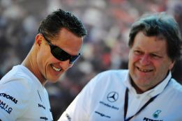 Gerhard Berger podría sustituir a Norbert Haug en Mercedes