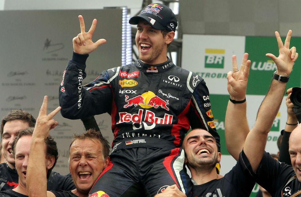 """Sebastian Vettel: """"Admiro a Alonso y le respeto como piloto"""""""