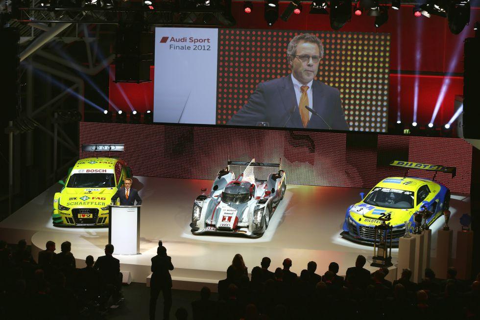 Marc Gené regresará a las 24 Horas Le Mans con Audi en 2013