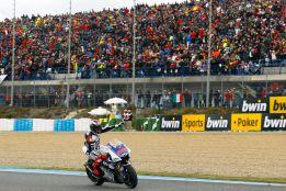Los pilotos de gran premio tendrán un 'carnet por puntos'
