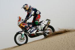 Marc Coma renuncia al Dakar