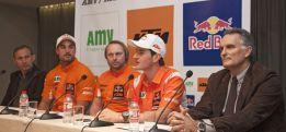 Marc Coma no se recupera y renuncia al Dakar 2013