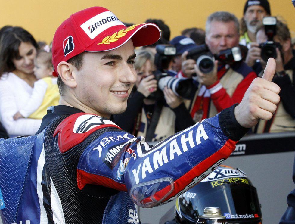 """Lorenzo: """"Marc tiene ganas de hacerlo bien y es ambicioso"""""""