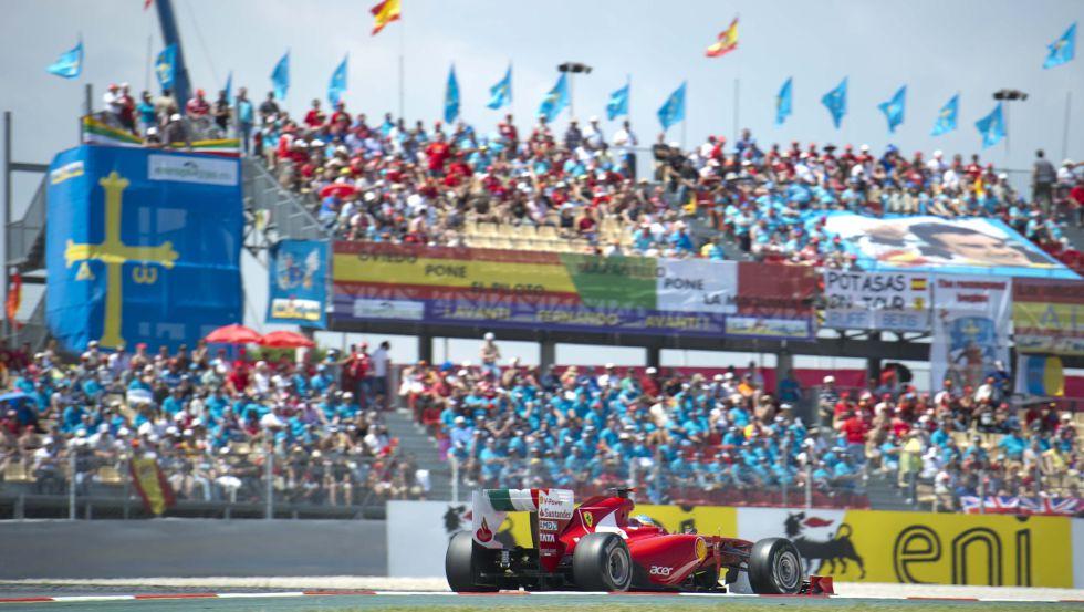 Raikkonen fue el más rápido en la pista y McLaren, en los boxes