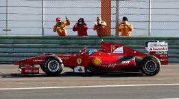 En Ferrari reorganizan su estructura para el año 2013