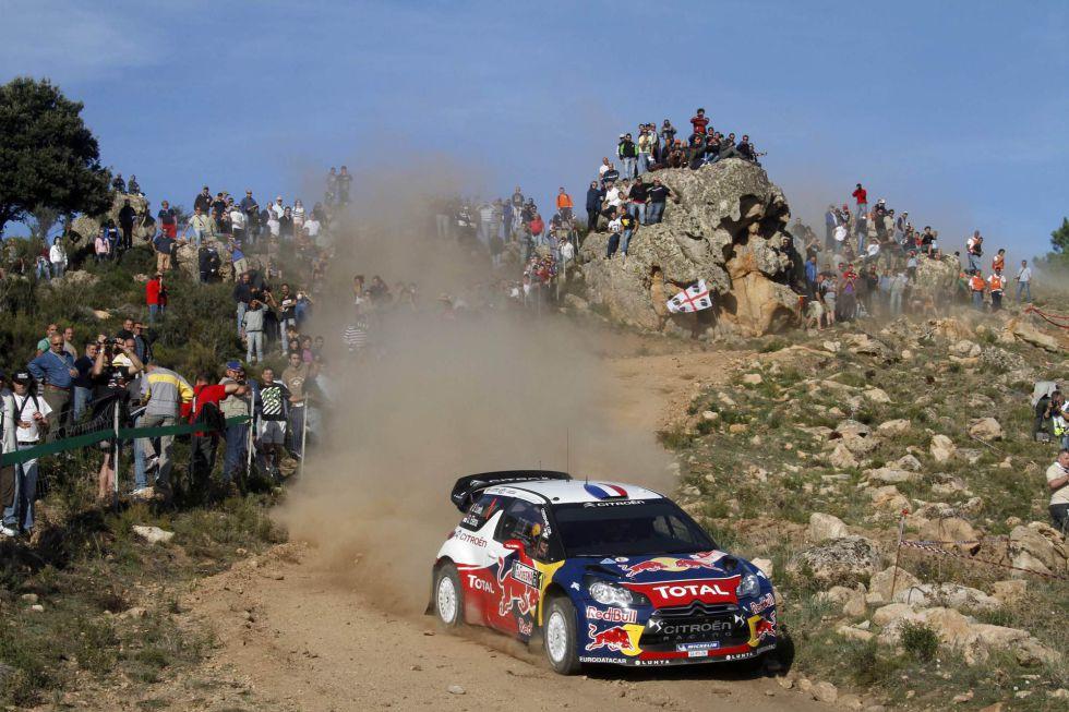Loeb es el deportista más popular del 2012 en Francia