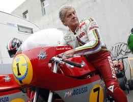 """Giacomo Agostini: """"Márquez nos está impresionando a todos"""""""