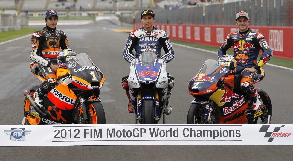Jorge Lorenzo y Marc Márquez; 33 victorias y 72 podios