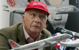 Niki Lauda abandona Air Berlin para centrarse en Mercedes F-1