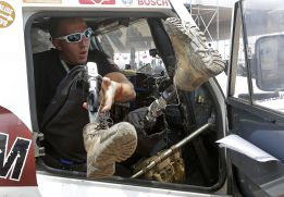 'Race2Recovery' vence al Dakar