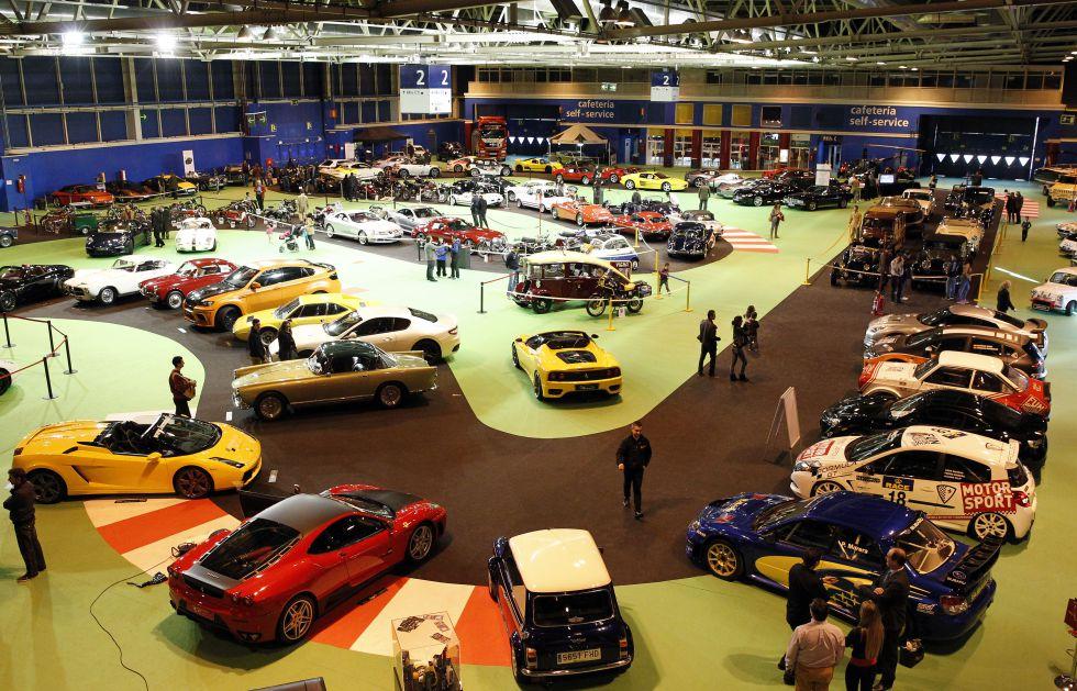 TRAMO ofrece 6.000m2 de vehículos de ensueño
