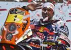 'Chaleco' López gana la primera etapa del Dakar