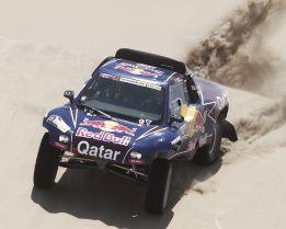 ASO acepta la reclamación de Sainz, que sigue líder del Dakar