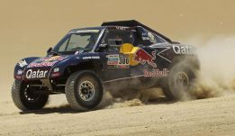 Al-Attiyah reacciona y Sainz, decimocuarto, pierde el liderato