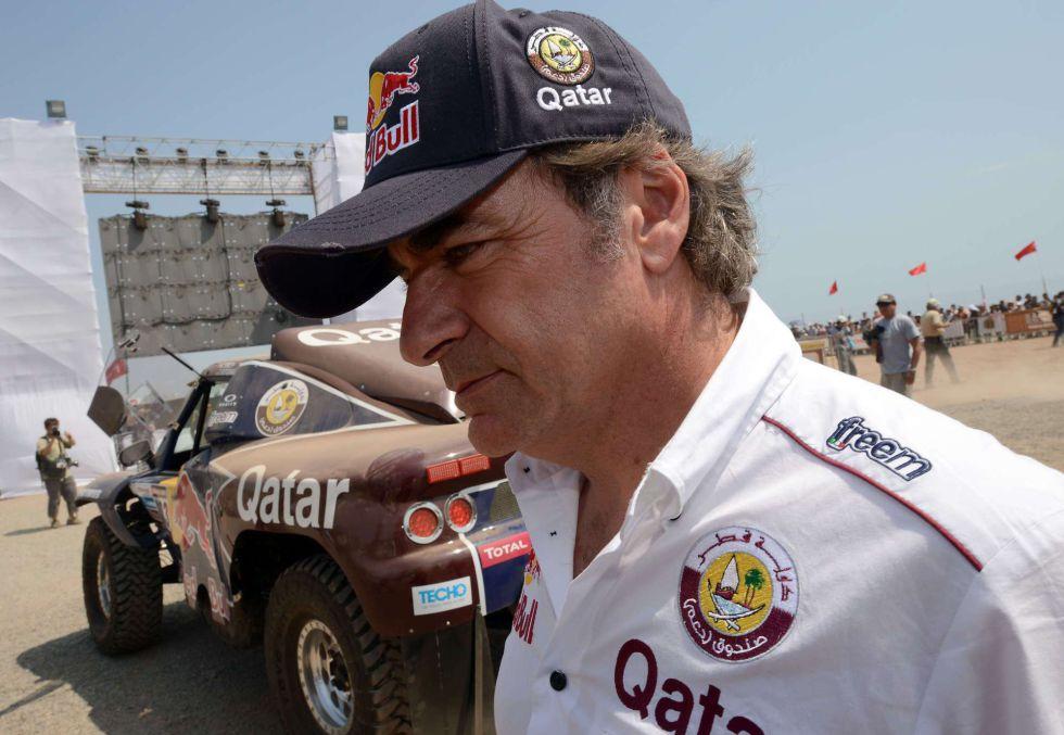 """Carlos Sainz: """"Pensé que el rally se acababa para mí hoy"""""""