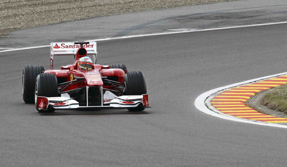 Ferrari presentará el coche de 2013 a principios de febrero