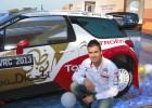 Dani Sordo correrá la segunda cita del Rally de Suecia