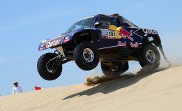 La dirección del Dakar le quita la bonificación a Carlos Sainz