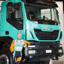 Massimo Biasion, el camionero que reinó en los rallys