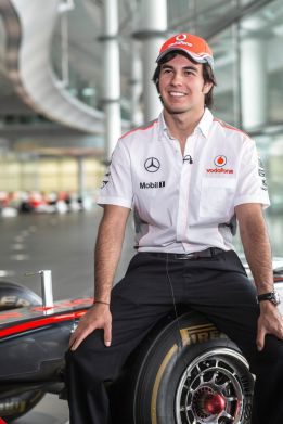 &quot;Cuando llegas a McLaren tu objetivo es ganar el Mundial&quot;