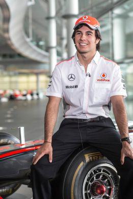 """""""Cuando llegas a McLaren tu objetivo es ganar el Mundial"""""""