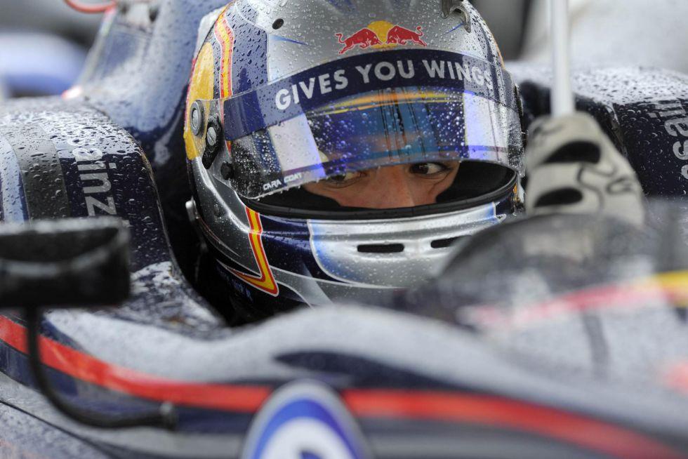 Carlos Sainz Jr. correrá este año en la GP3 con el equipo Arden