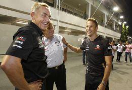 McLaren promete que habrá igualdad entre Button y Pérez