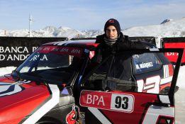 Marc Márquez busca retos: en cuatro ruedas y en la nieve