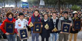 Los Espargaró, Pons y Telecinco ya tienen sus 'Pingüinos de oro'