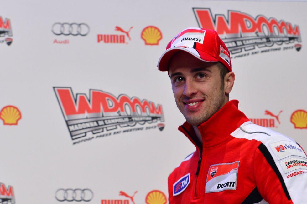 """Dovizioso: """"Ahora no es tan difícil sustituir a Rossi"""""""