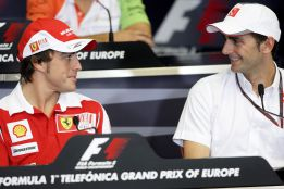 Pedro de la Rosa, nuevo piloto de pruebas del equipo Ferrari